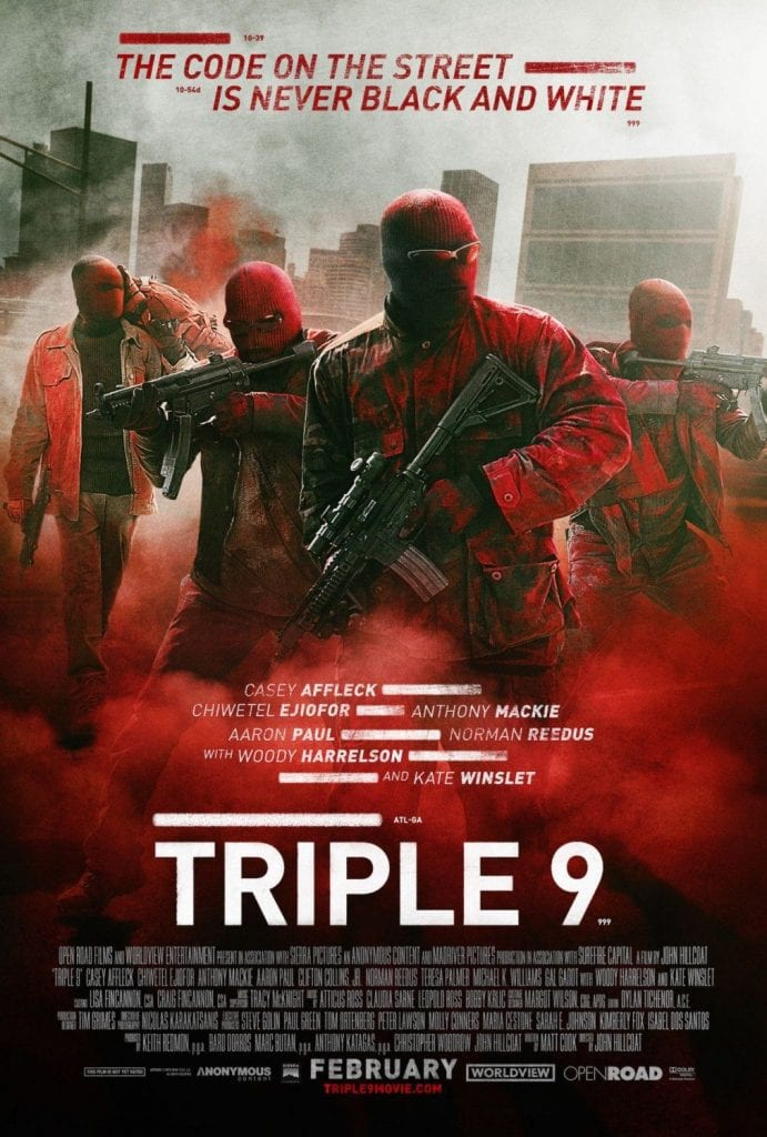 Movie: Triple 9 (2016) | Mp4 Download
