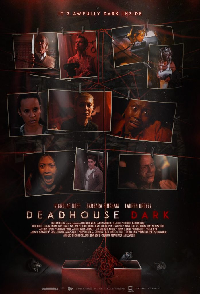 Deadhouse Dark Season 1 Episode 1 – 6 (Complete)   Mp4 Download