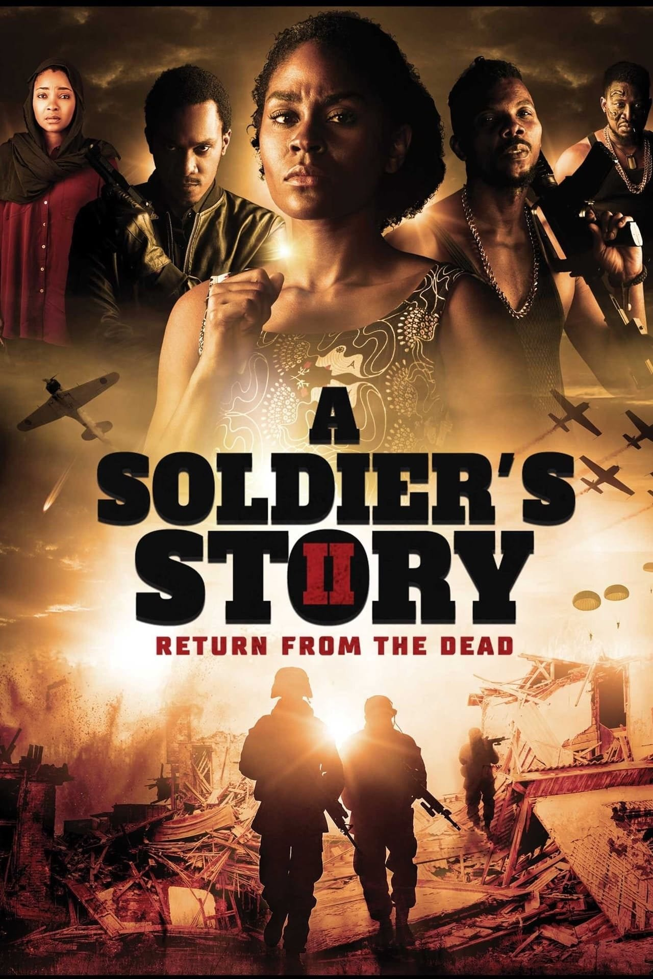 A Soldier's Story 2: Return from the Dead (2020) – Nollywood Movie | Mp4 Download
