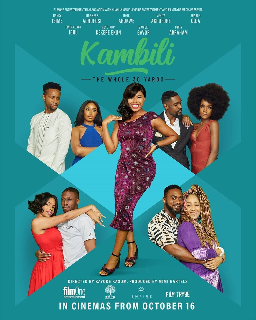 Kambili: The Whole 30 Yards – Nollywood Movie 🔥 | Mp4 Download