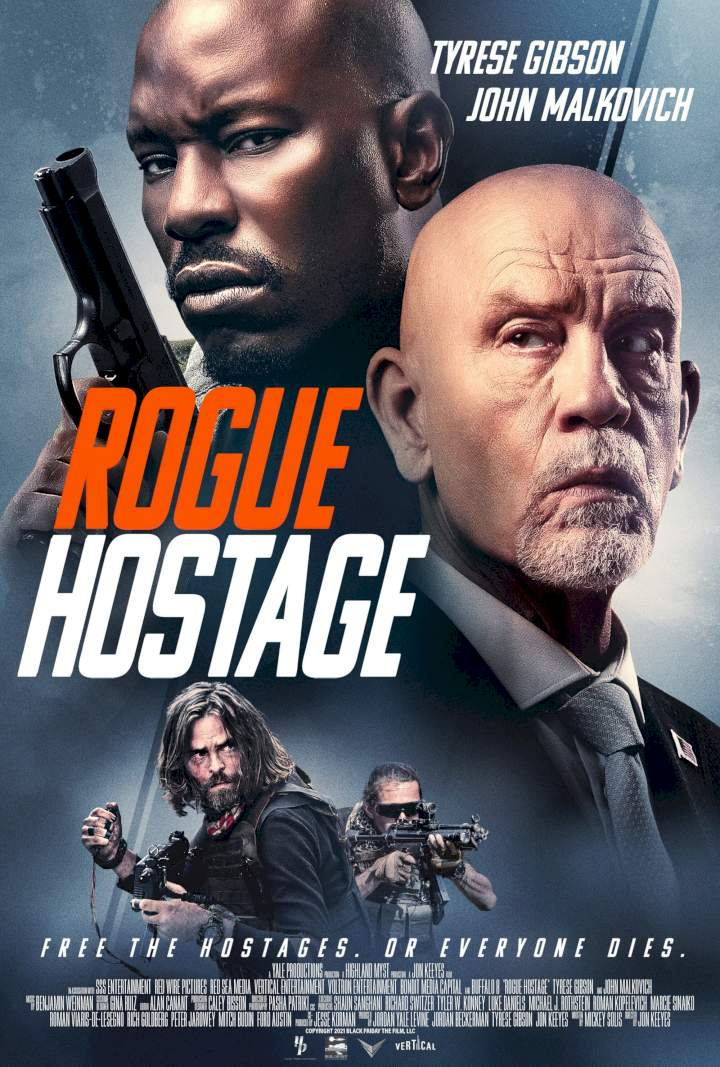 Movie: Rogue Hostage (2021)   Mp4 Download