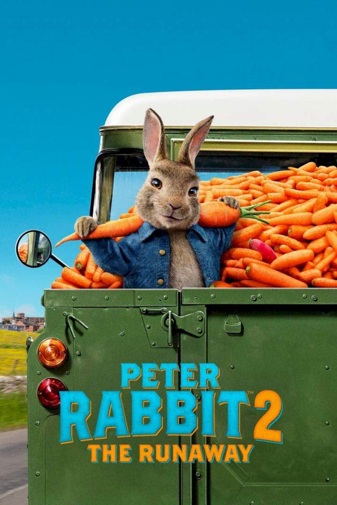 Peter Rabbit 2: The Runaway (2021)   Mp4 Download