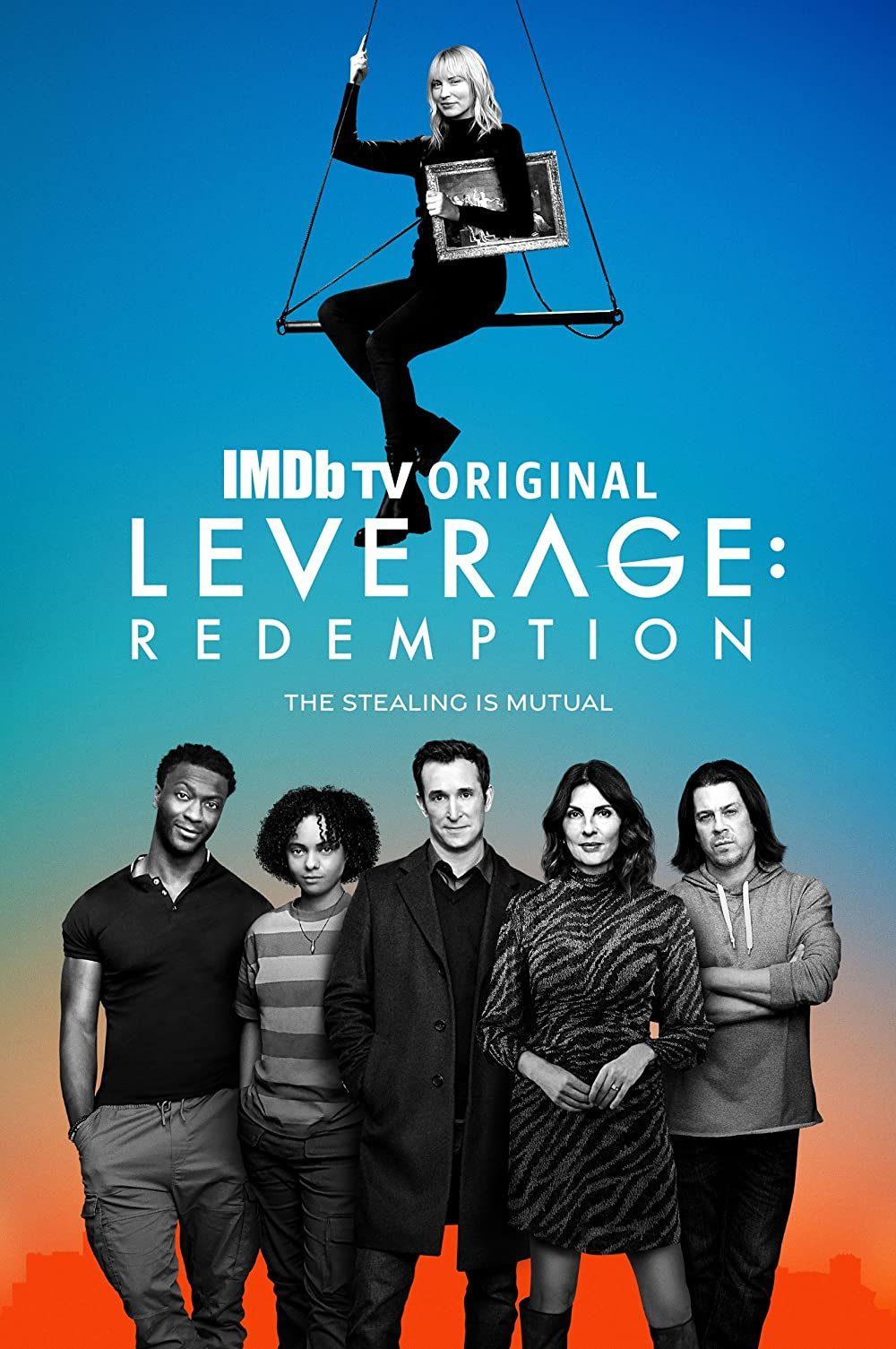 Leverage Redemption Season 1 Episode 1 – 8 (Complete) Mp4 & 3gp Free Download