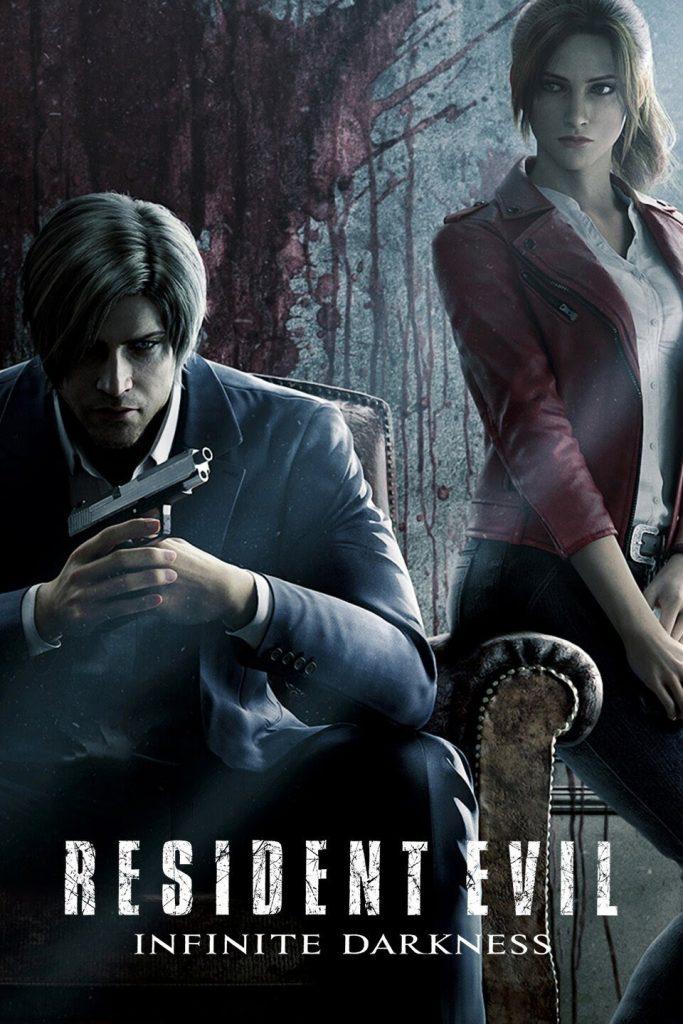 Resident Evil Infinite Darkness Season 1 Episode 1 - 4 | Mp4 Download