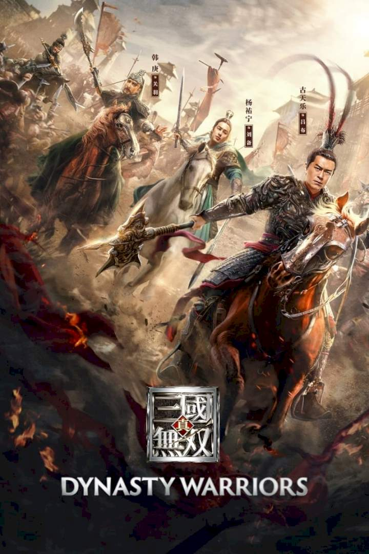 Download Movie: Dynasty Warriors (2021) – Chinese | HD BluRay