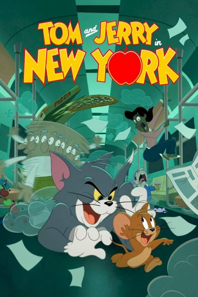 Tom And Jerry in New York Season 1 Episode 1 – 7 | Mp4 Download