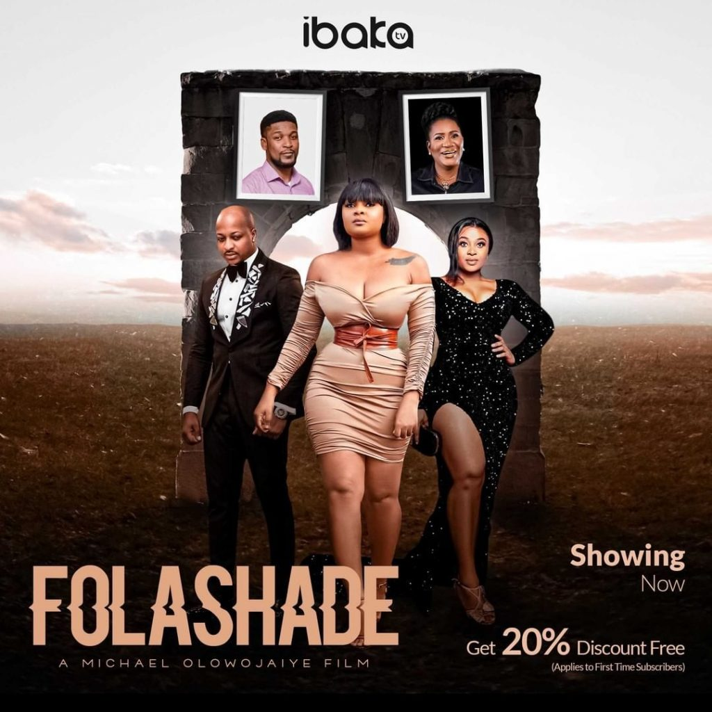 Folashade – Nollywood Movie Mp4 Download
