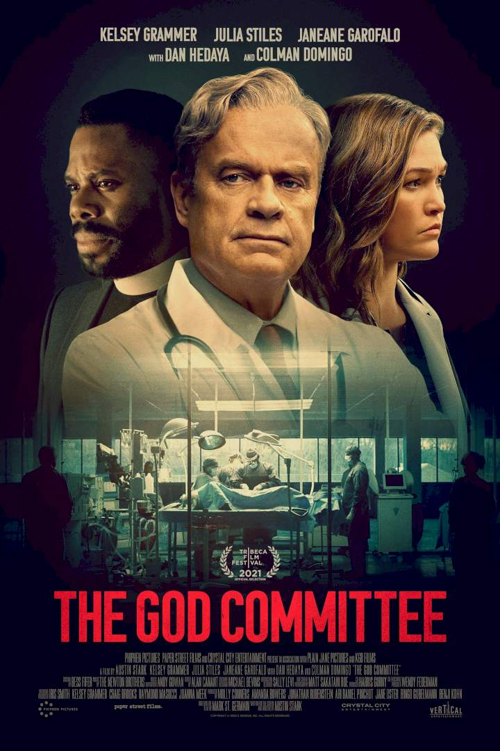 Download Movie: The God Committee (2021) | 1080p WEBRip