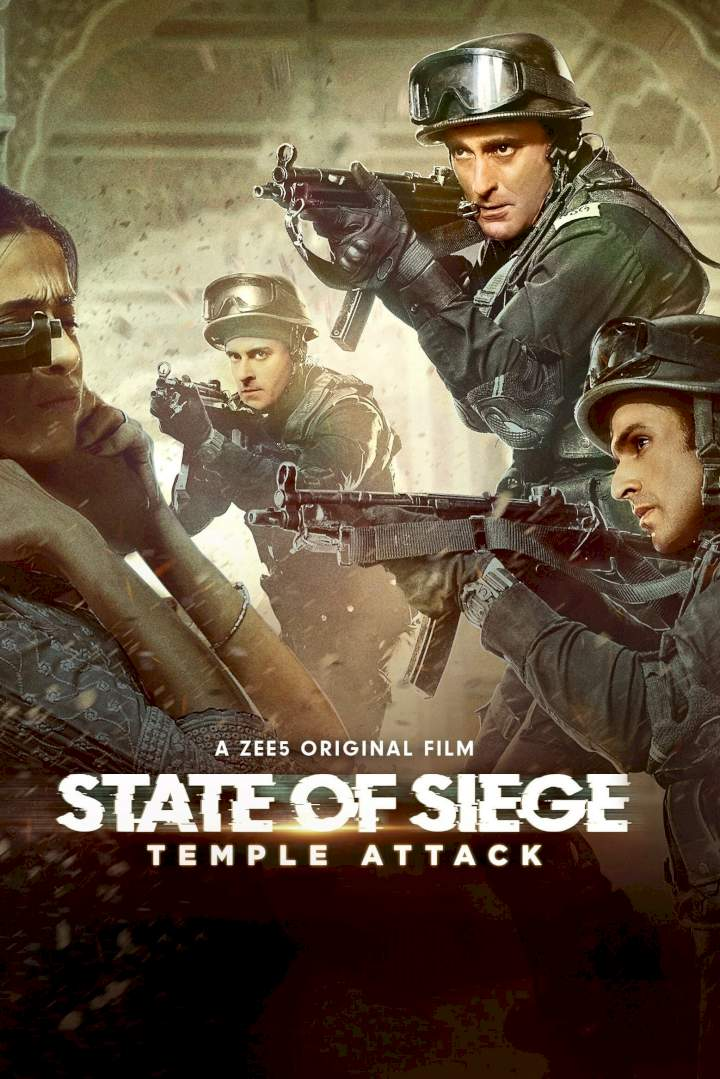 State of Siege: Temple Attack (2021) - Bollywood Movie
