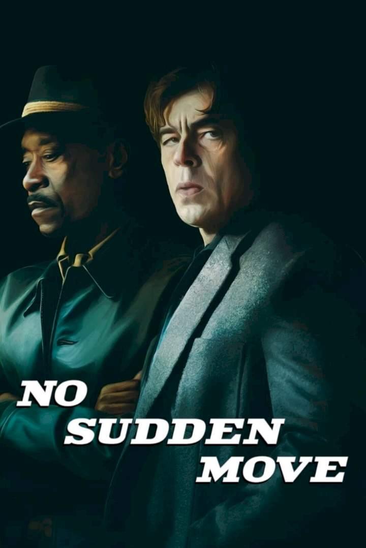 Download Movie: No Sudden Move (2021) | HD BluRay