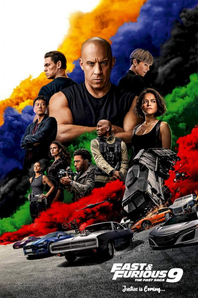 Fast and Furious 9: The Fast Saga (2021) Mp4 Download
