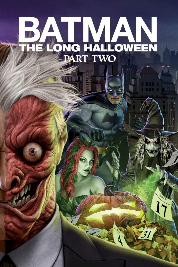 Batman: The Long Halloween, Part Two (2021) Mp4 & 3gp Download