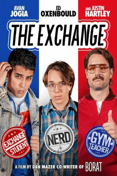 The Exchange (2021) Mp4 & 3gp Free Download