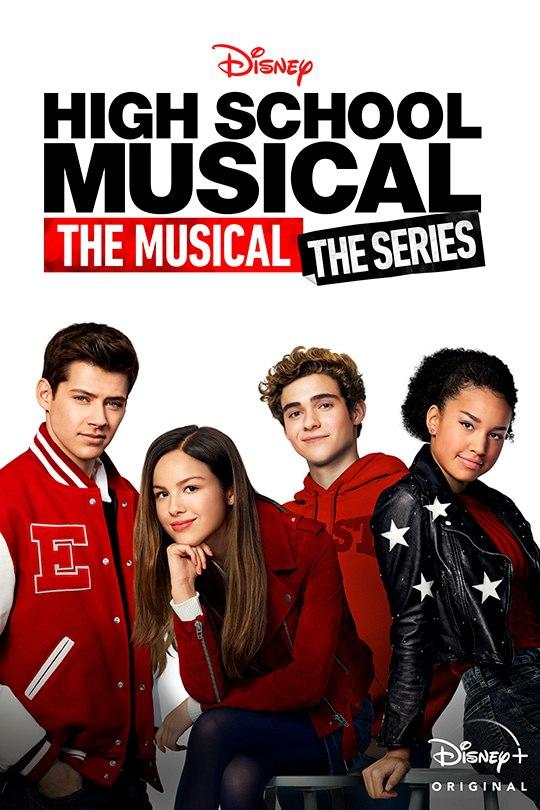 High School Musical The Musical The Series Season 1 Episode 1 - 10