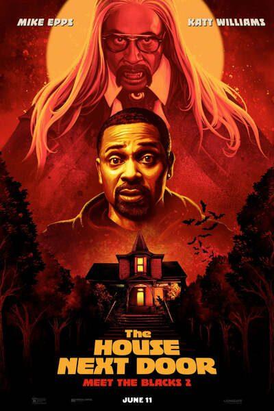 Meet The Blacks 2: The House Next Door (2021) | Mp4 Download