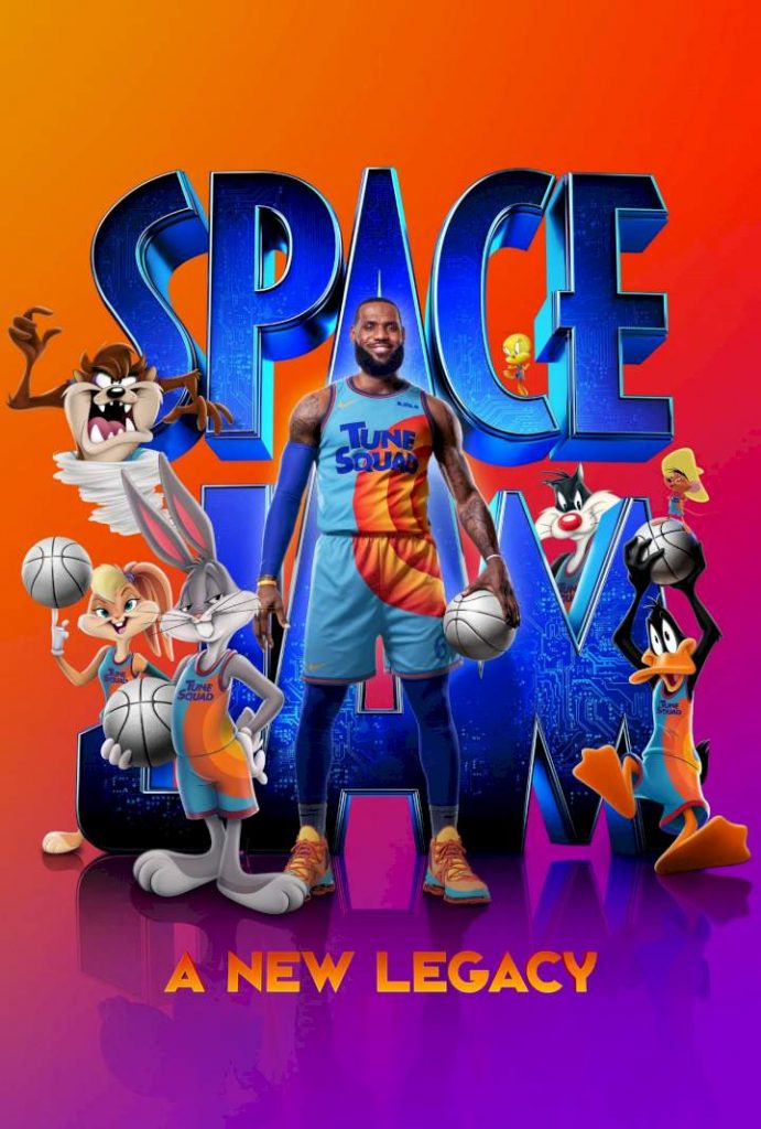 Space Jam: A New Legacy (2021) Mp4 & 3gp Free Download