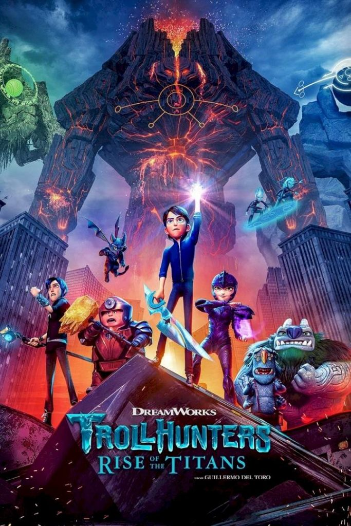 Trollhunters: Rise of the Titans (2021) Mp4 Download
