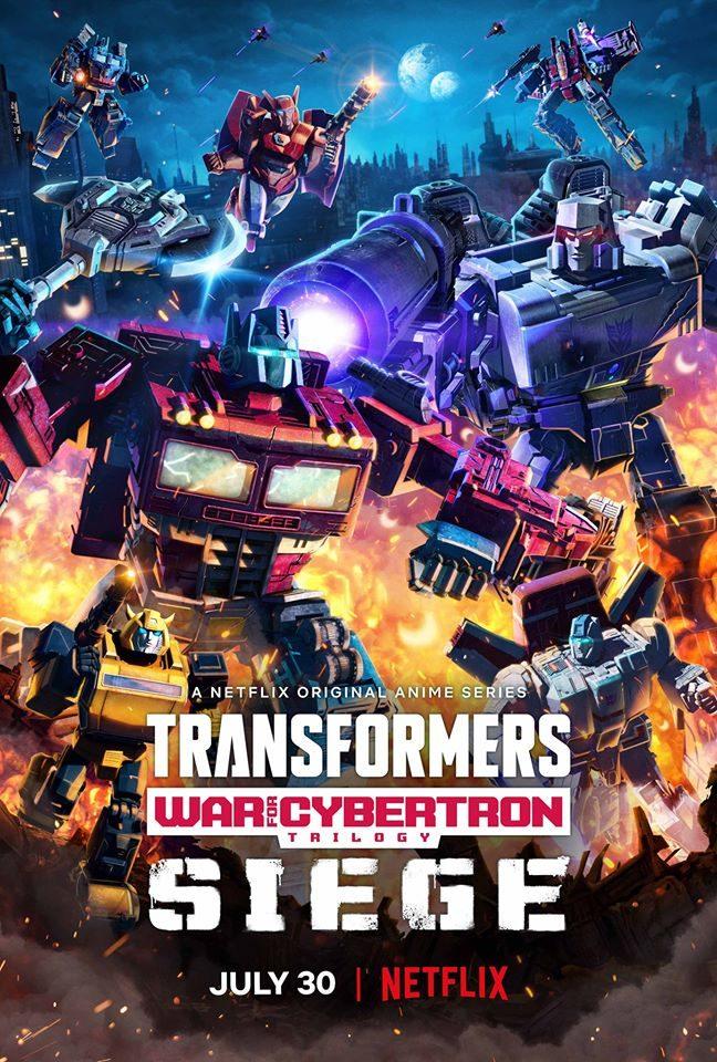 Transformers: War for Cybertron Season 3 Episode 1 – 6 (Complete) Mp4 & 3gp Free Download
