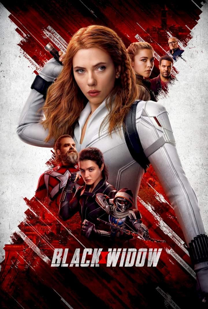 Movie: Black Widow (2021) | HD WEBRip Download