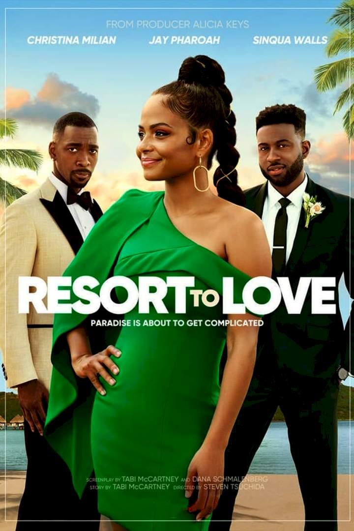 Resort To Love (2021) Mp4 & 3gp Free Download