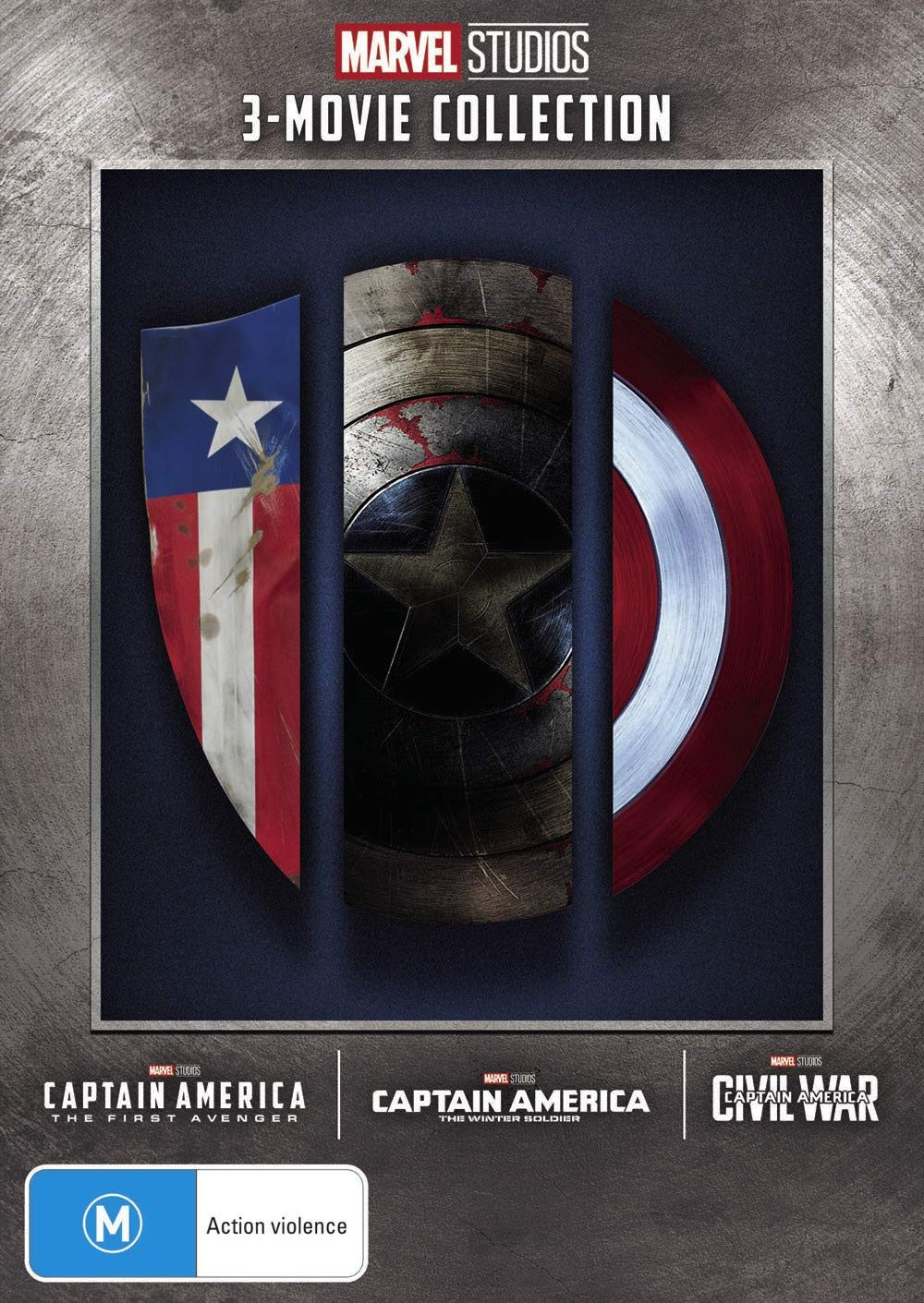 Movie: Captain America 2011 – 2016 (Collection) | Mp4 Download