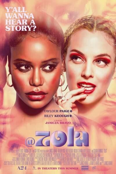 MOVIE: Zola (2020) Mp4 & 3gp Download