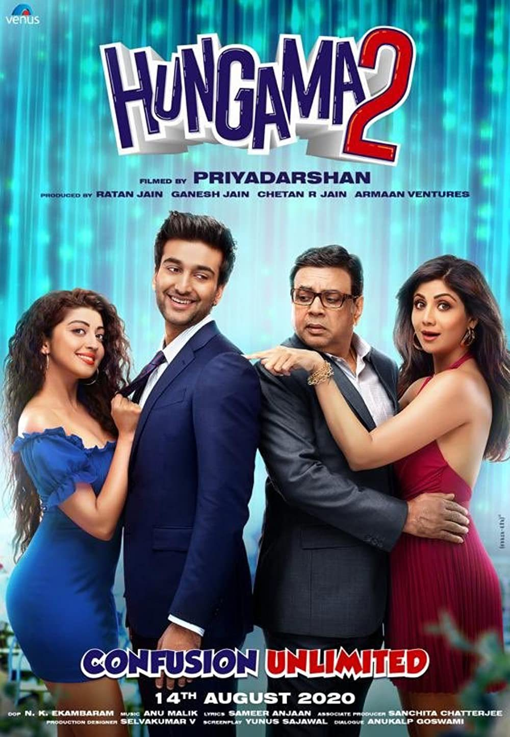 Hungama 2 (2021) – Bollywood Movie Mp4 & 3gp Download