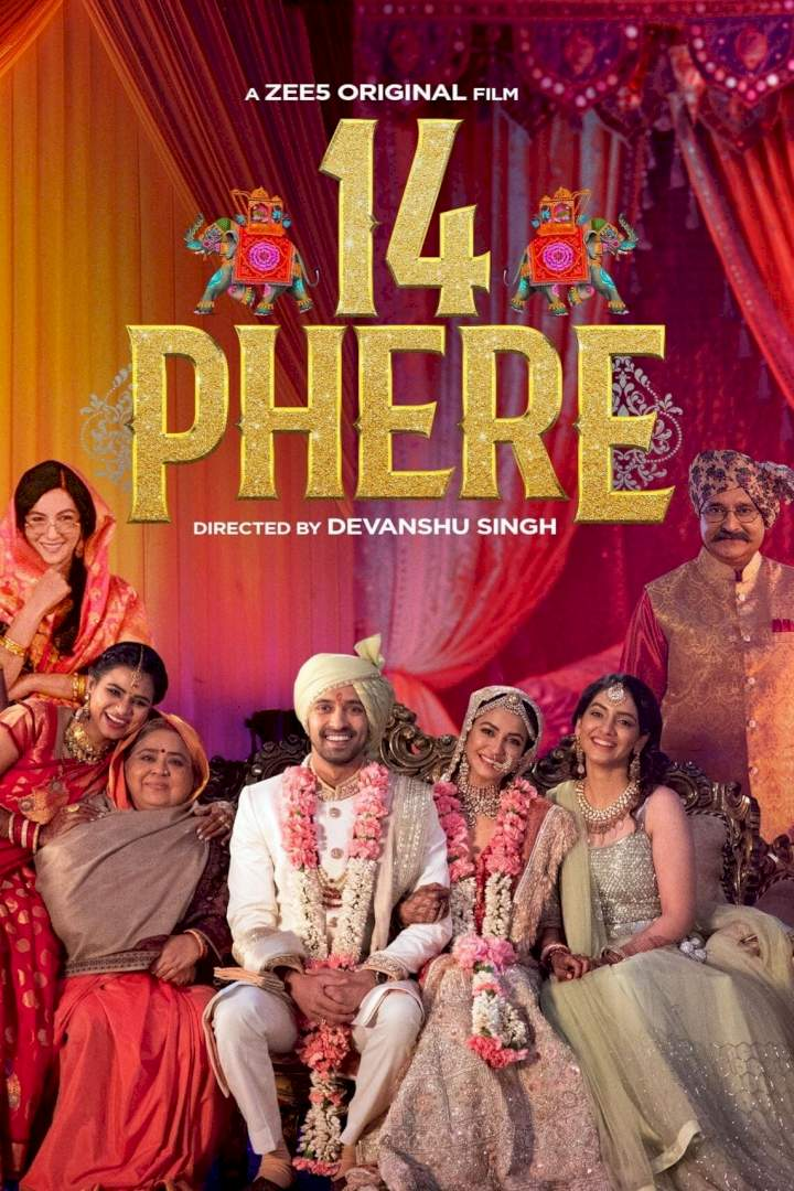 14 Phere (2021) – Bollywood Movie Mp4 & 3gp Free Download