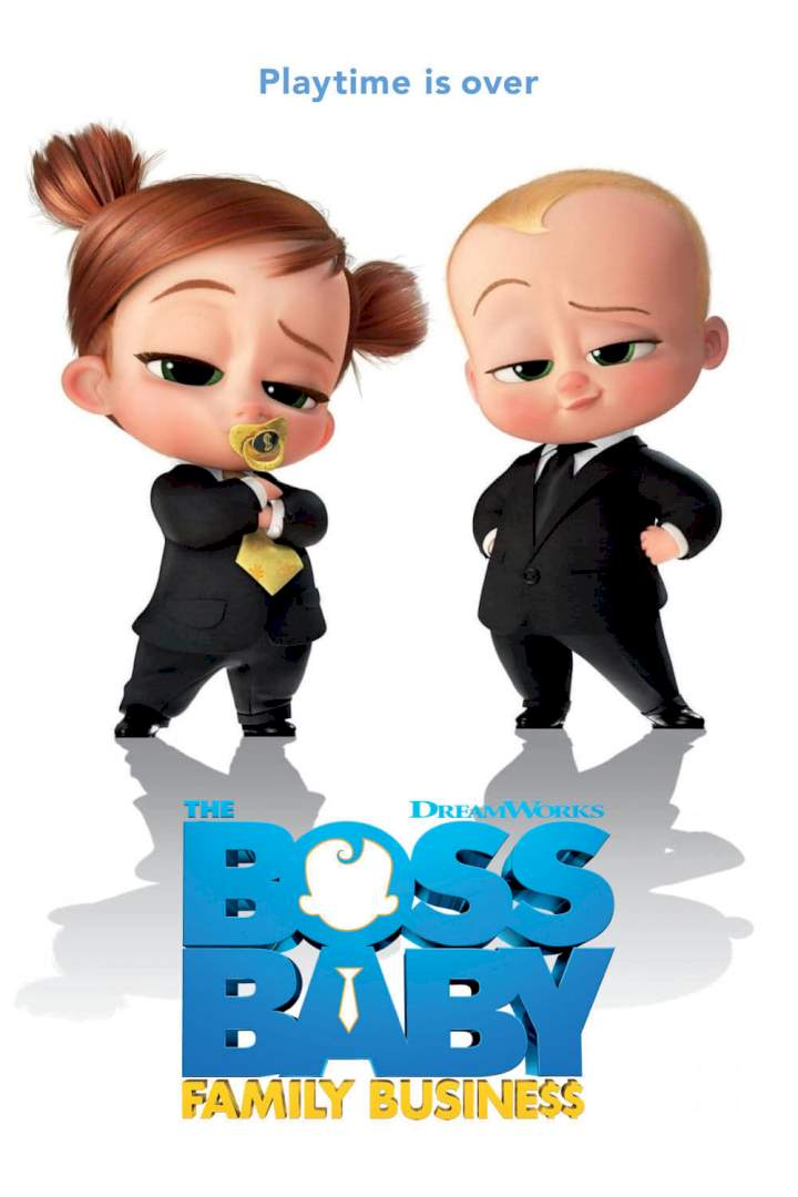The Boss Baby: Family Business (2021) | Mp4 Download