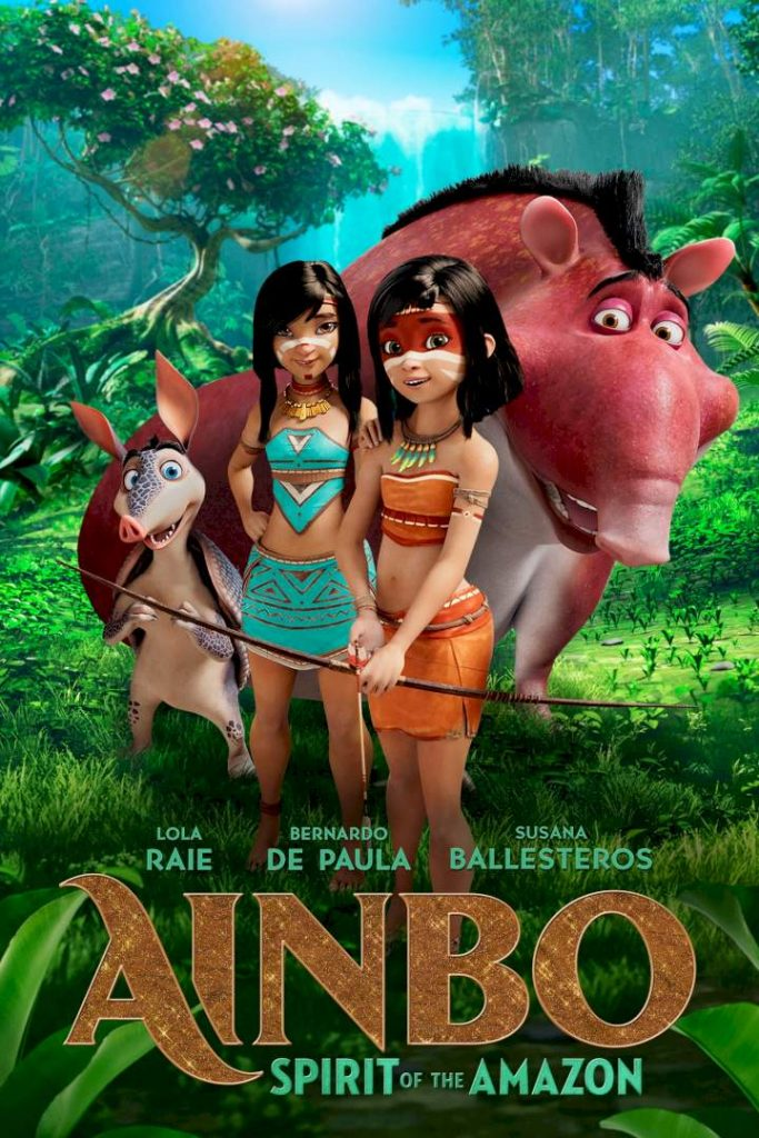 Ainbo: Spirit of the Amazon (2021) | Mp4 Download
