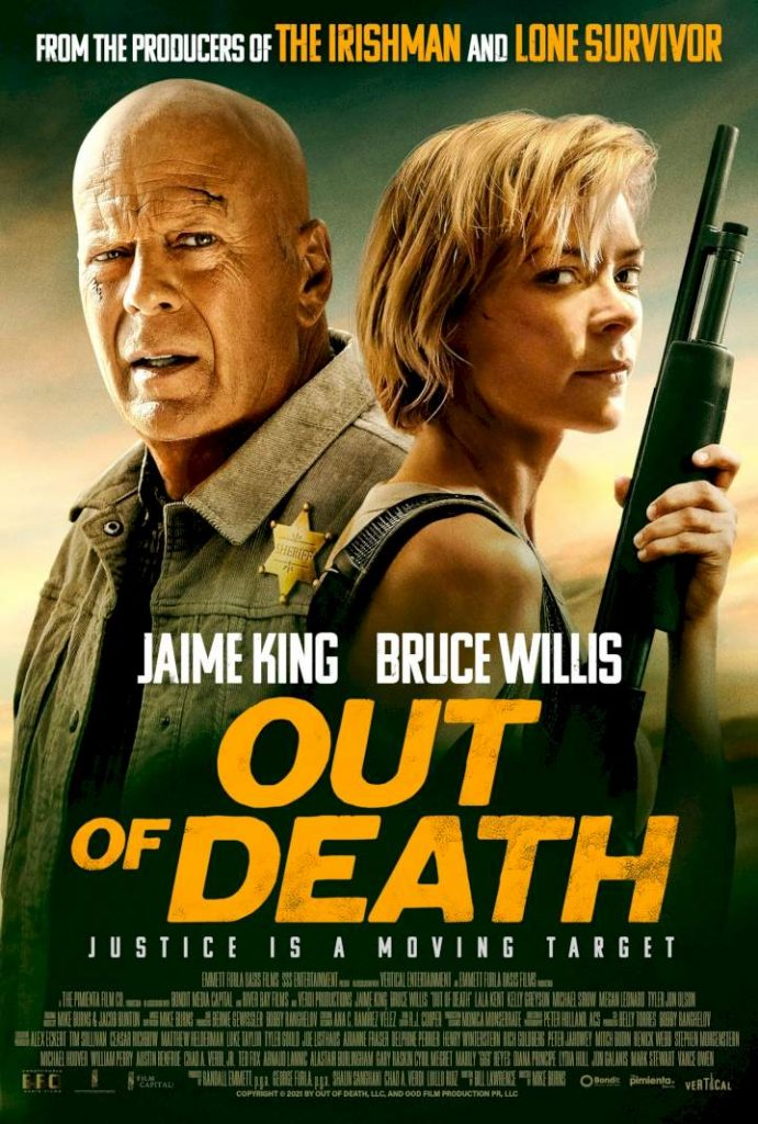Download Movie: Out of Death (2021) HD WEBRip