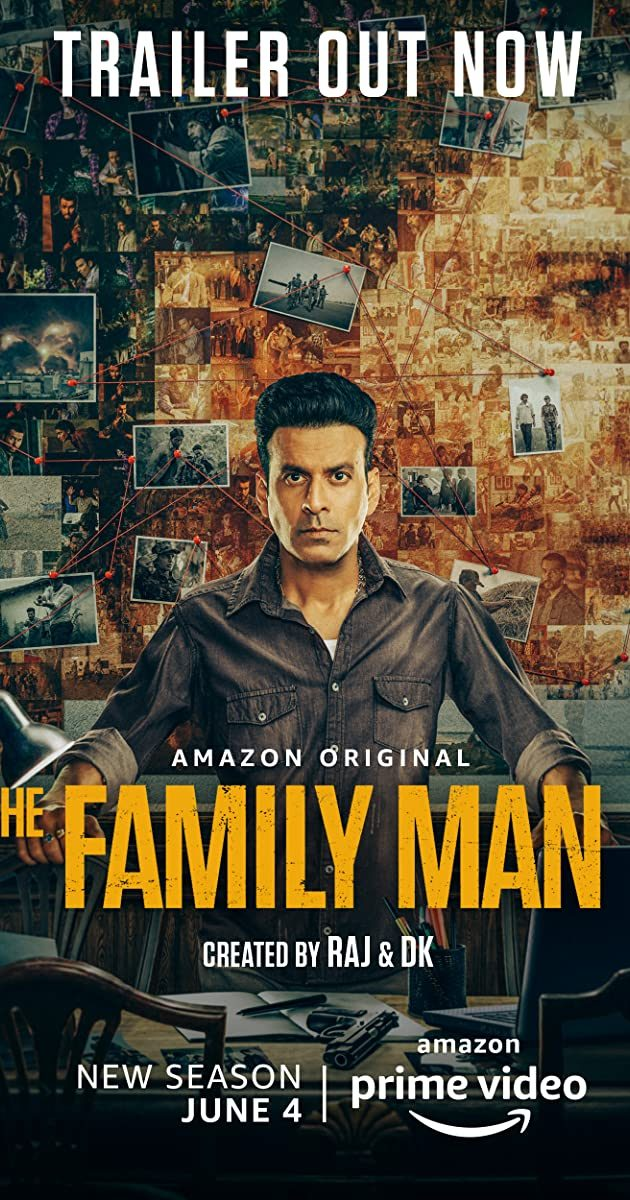 The Family Man Season 2 Episode 1 – 9 (Complete) – Bollywood Series Mp4 Download