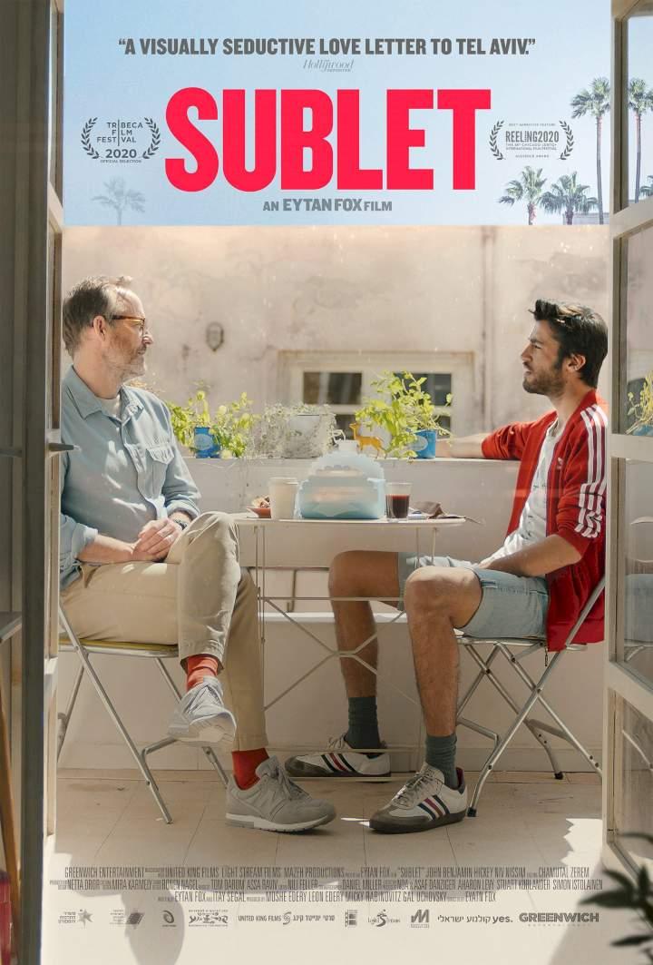 Movie: Sublet (2020) | 1080p WEBRip Download