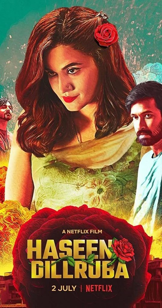 Haseen Dillruba (2021) – Bollywood Movie   Mp4 Download