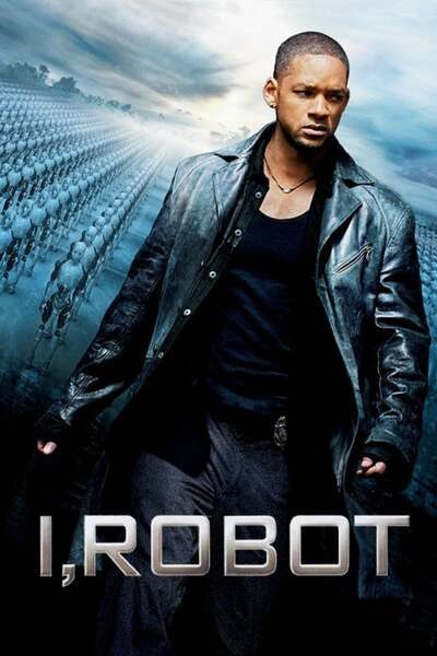 I, Robot (2004) Mp4 & 3gp Download