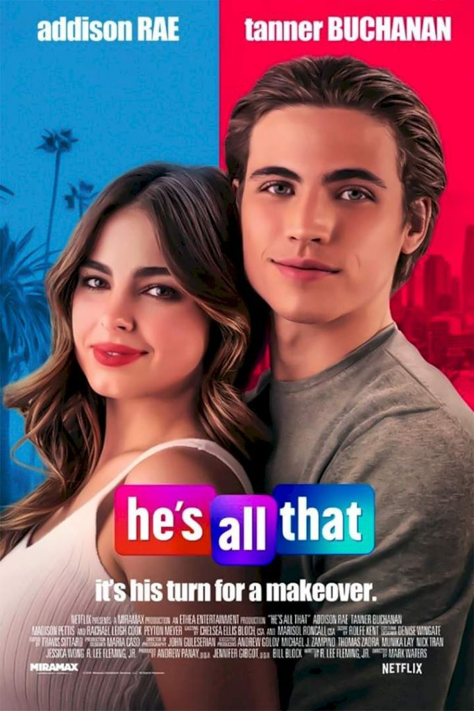 He's All That (2021) Mp4 & 3gp Free Download