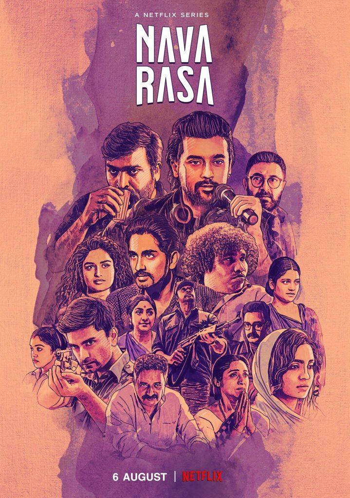 Navarasa Season 1 Episode 1 – 9 (Complete) [Bollywood Series] Mp4 & 3gp Download