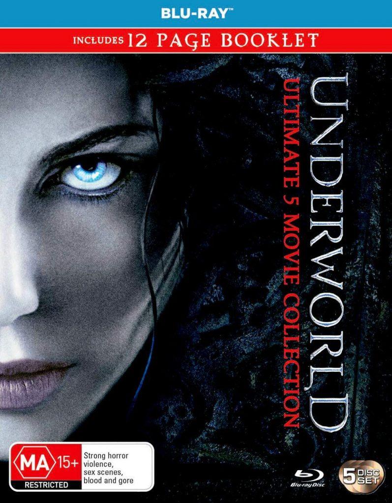 Underworld (2003 – 2016) (Collection) Mp4 & 3gp Free Download