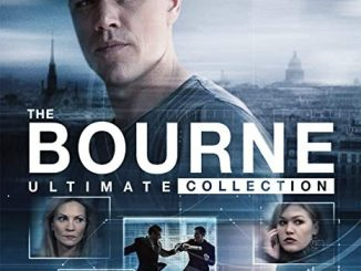The Bourne (2002 – 2016) (Collection) Mp4 & 3gp Download