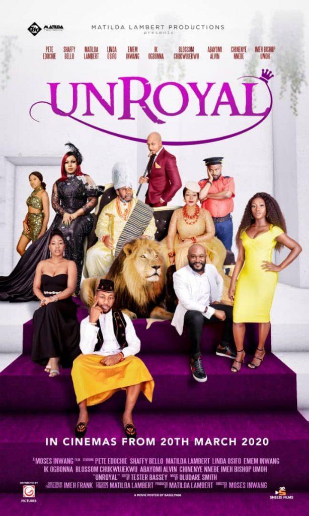 Unroyal – Nollywood Movie Mp4 & 3gp Download