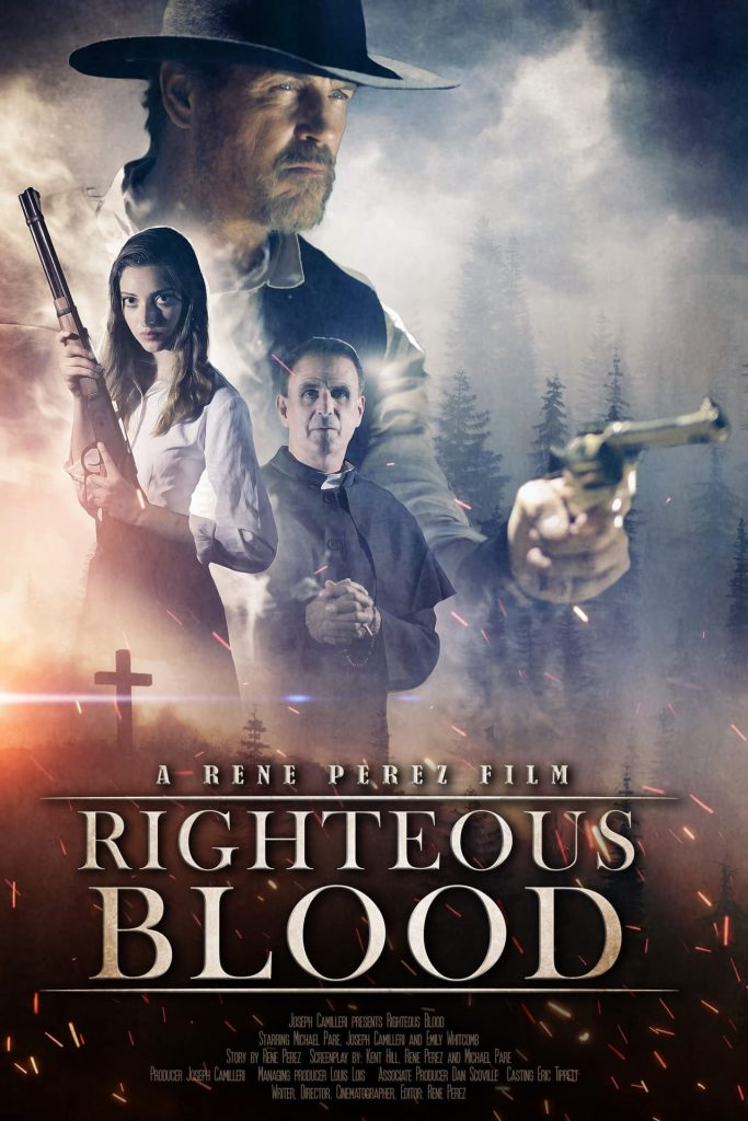 Righteous Blood (2021) Mp4 & 3gp Free Download