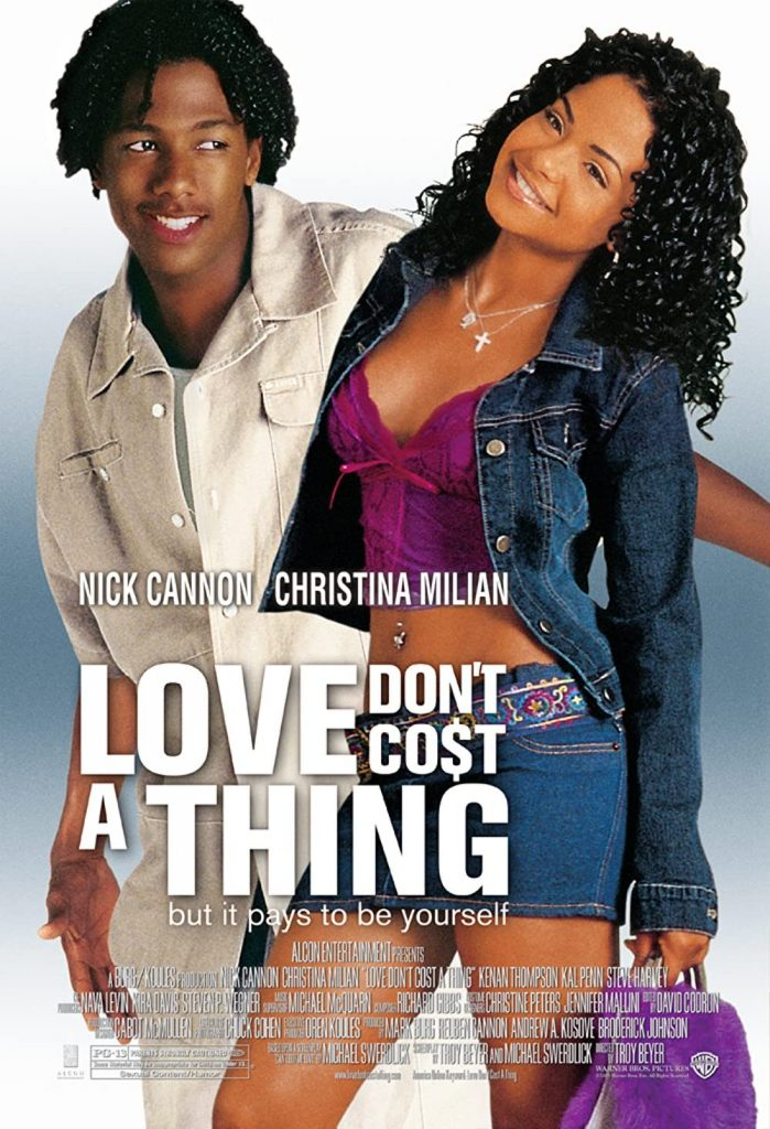 Love Don't Cost a Thing (2003) Mp4 & 3gp Free Download