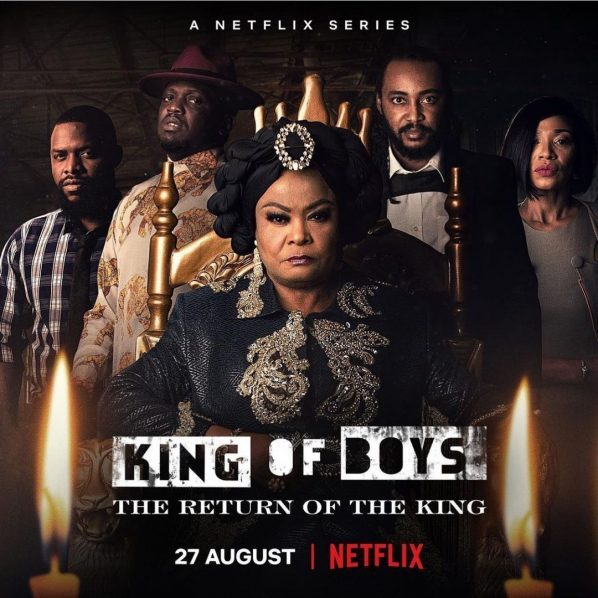 King of Boys: The Return of the King Season 1 Episode 1 – 7 (Complete) Mp4 & 3gp