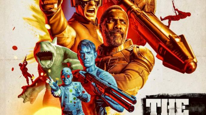 The Suicide Squad (2021) Mp4 & 3gp Free Download