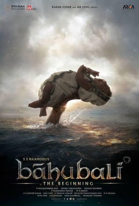 Baahubali: The Beginning (2015) Mp4 & 3gp Free Download
