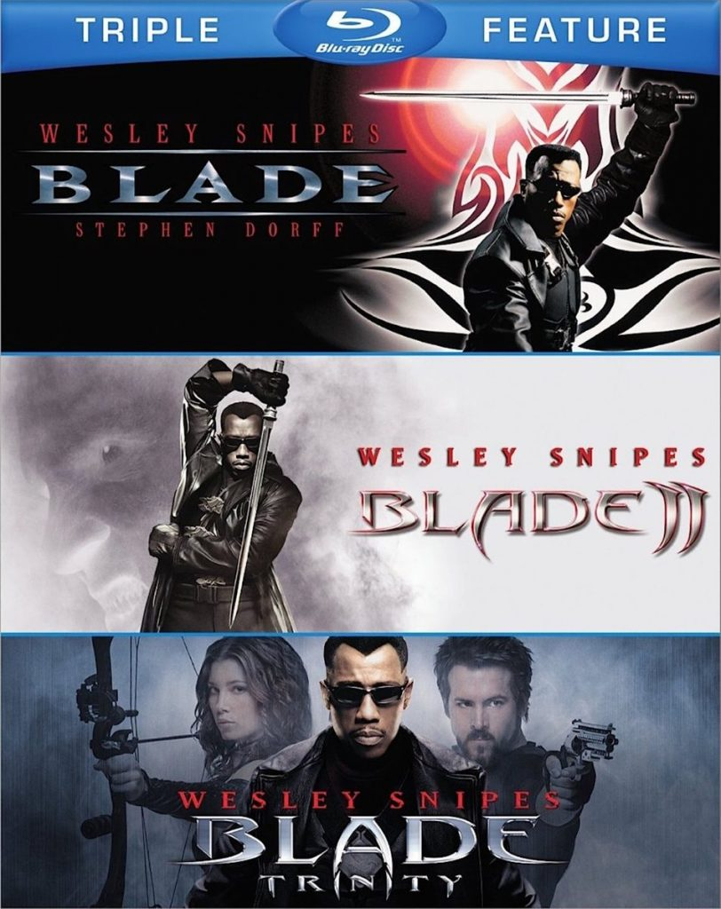 Blade 1998 – 2004 (Complete Collection) Mp4 & 3gp Free Download