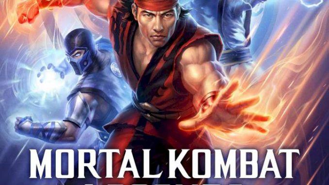 Mortal Kombat Legends: Battle of the Realms (2021) Mp4 & 3gp Free Download