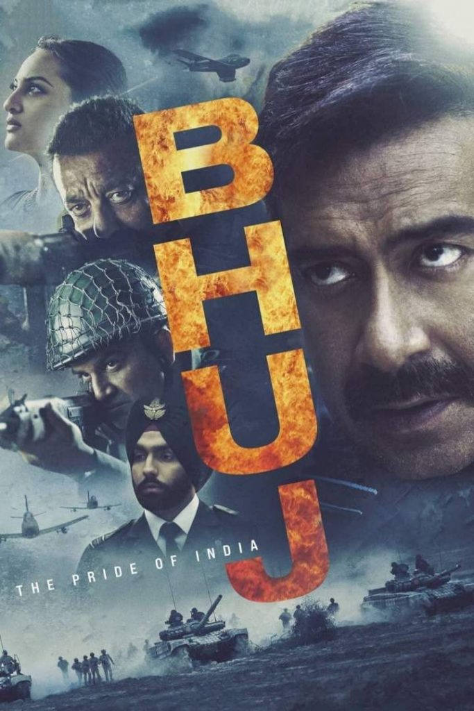 Bhuj: The Pride of India (2021) - Bollywood Movie Mp4 & 3gp Download