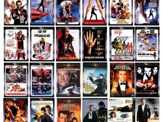 James Bond 007 1962 – 2015 (Collection) Mp4 & 3gp Download