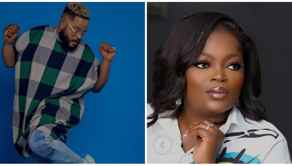 Funke Adekunle & White Money